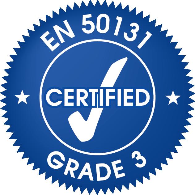 EN50131 Grade 3