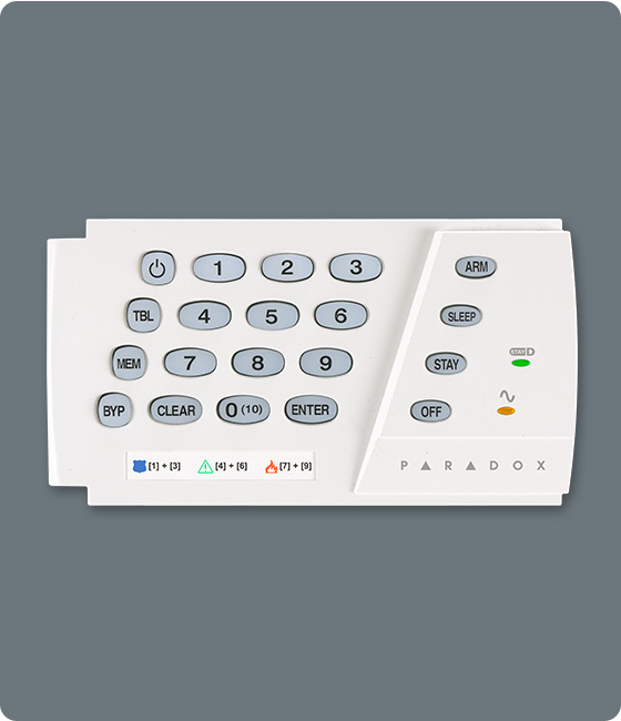 paradox alarm system installation manual