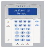 paradox touch screen keypad manual